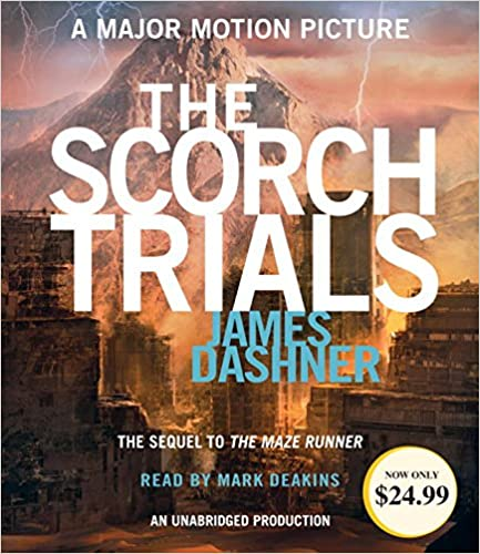 Book The Scorch Trials (Maze Runner, Book Two)