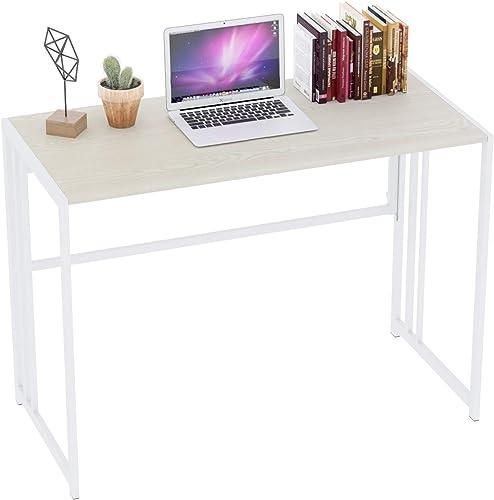 Gezen Folding Desk 39'' Computer Desk