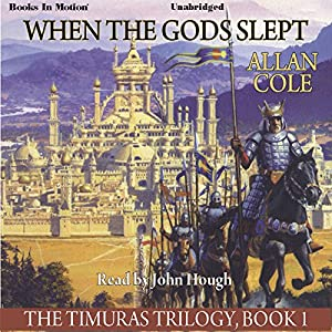 When the Gods Slept Hörbuch