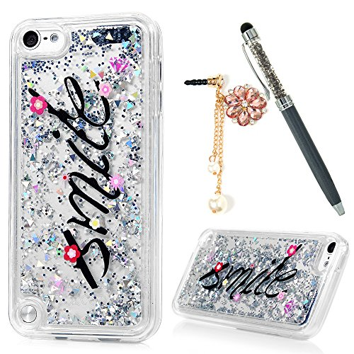 badalink-ipod-touch-6-case-flowing-liquid-floating-bling-glitter-sparkle-shockproof-drop-protection-