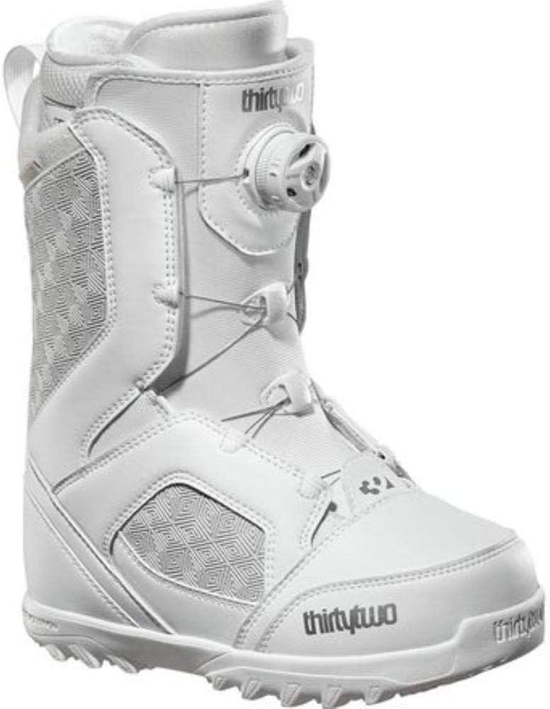 THIRTY TWO(32) STW BOA W'S 白い 18-19モデル 24.0 レディース スノーボード ブーツ スノボー 靴