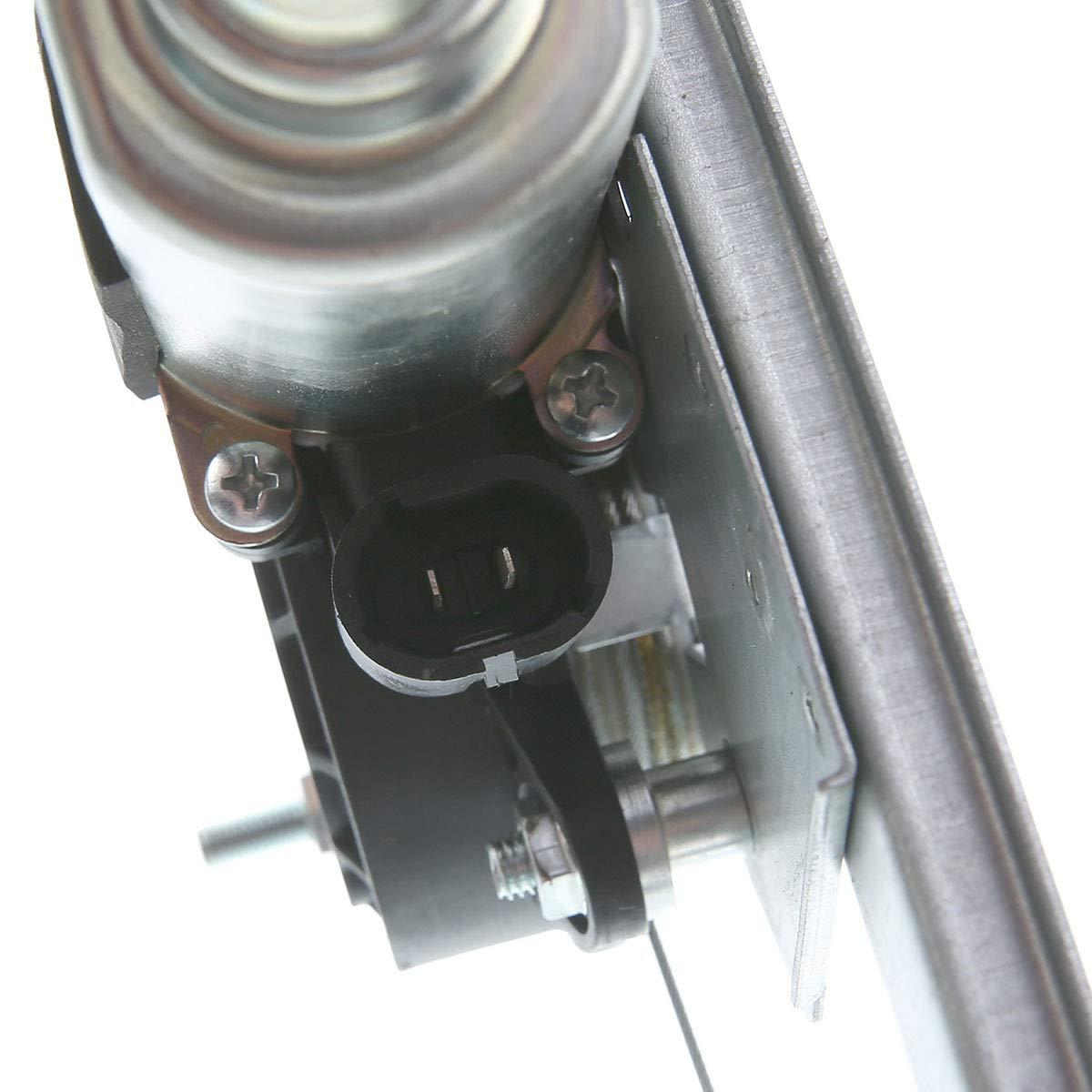 Frankberg 7700311821 Elevalunas con Motor Delantero Derecho para Primastar Vivaro Trafic II X83 J7 E7 F7 JL EL FL 2001-2014