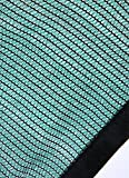 e.share 70% Green Shade Cloth Taped Edge with