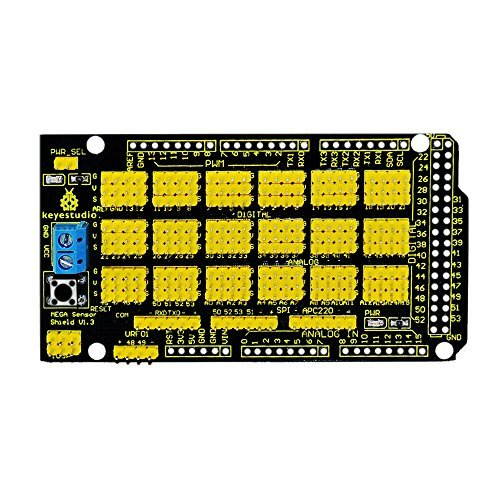 Price comparison product image New Keyestudio MEGA Sensor Shield V1 for Arduino