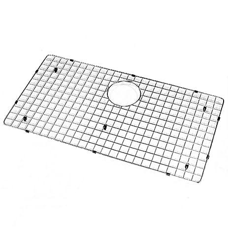 Houzer BG 4320 Wirecraft Kitchen Sink Bottom Grid, 29.5 Inch By 15.5