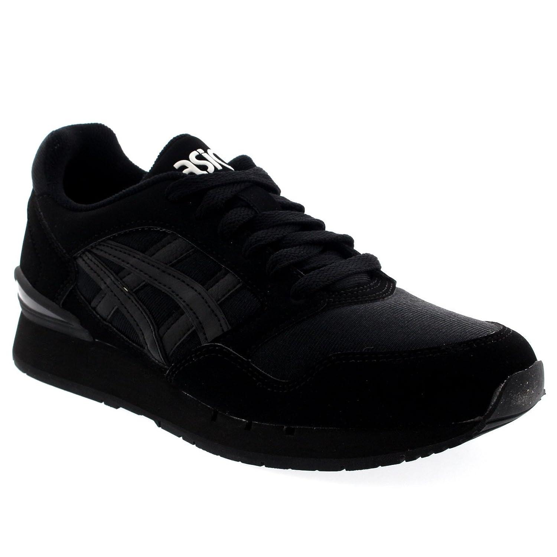 Asics Gel-Atlanis - Sneakers Basses - Mixte Adulte - Noir/Gris - 45 EU GTOc7Kst9