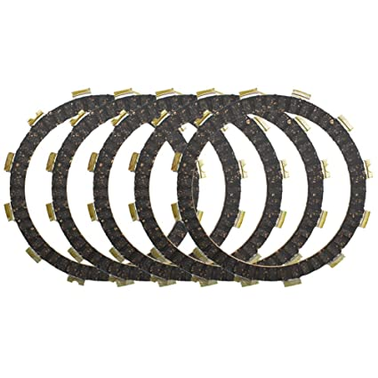 Amazon.com: Road Passion Clutch Friction Plates 5pcs for ...