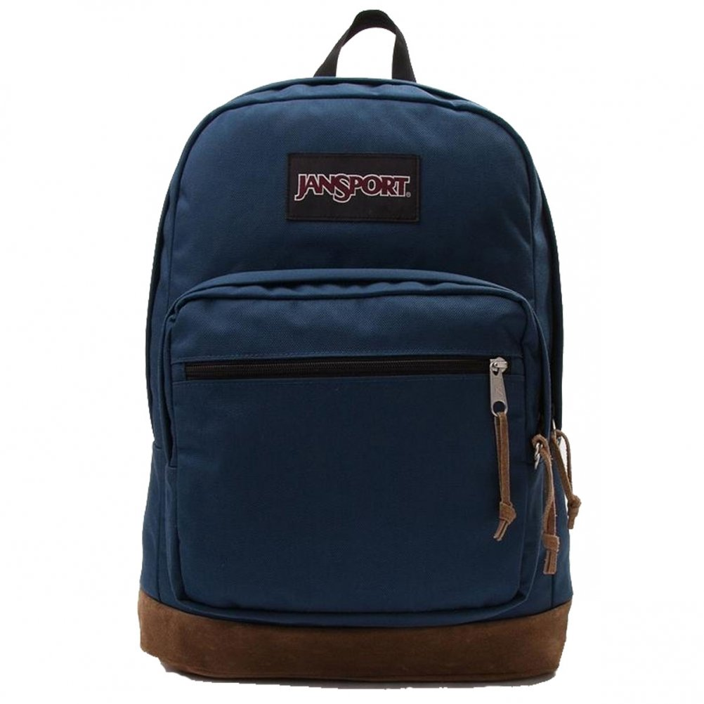 Jansport Right Pack Backpack DARK BLUE