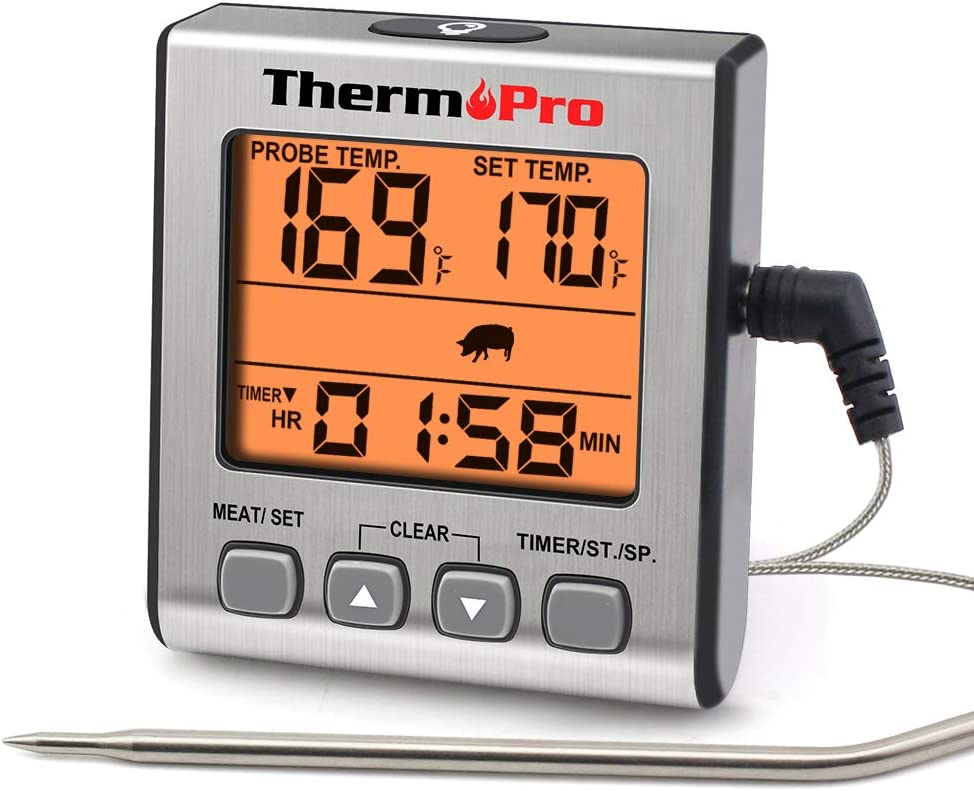 61ofgrSyILL. AC SL1000 The 5 Best Deep Fryer Thermometers Review