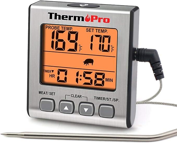 ThermoPro TP 17 Dual Probe Digital