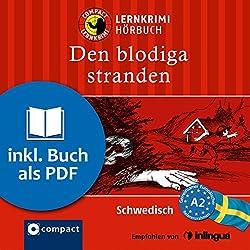 Den blodiga stranden (Compact Lernkrimi Hörbuch)