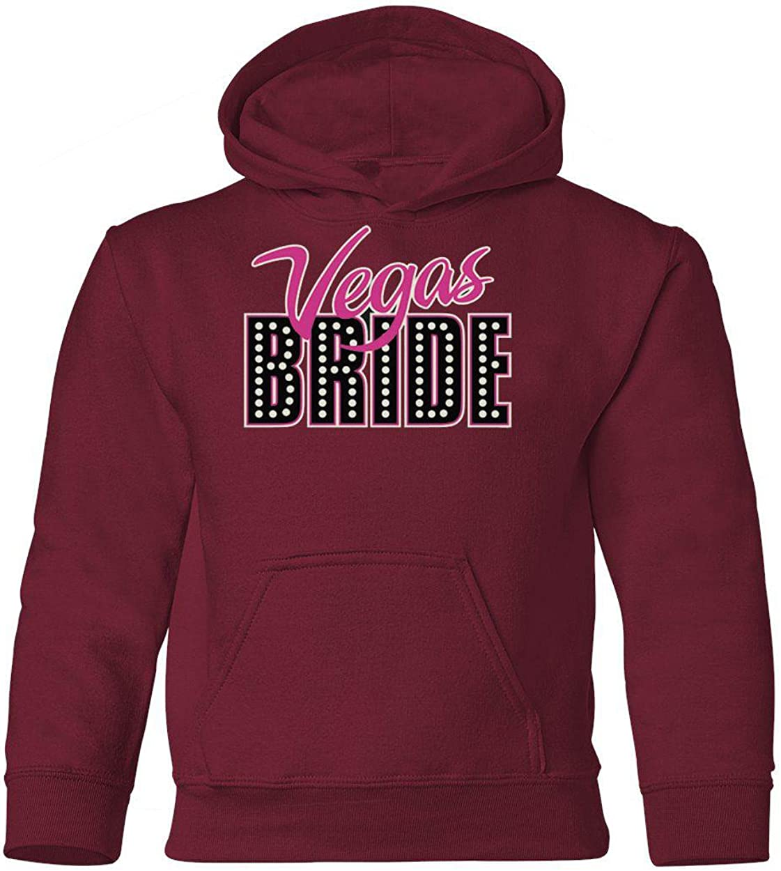 Marky G apparel Boys Vegas Bride T-Shirt