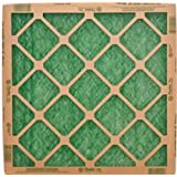 AAF 10059.011616 Air Filter,16 x 16 x 1 in Nested Glass Air Filter Case of 24