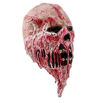 Potelin Practical Zombie Mask Halloween  , Amazon.com