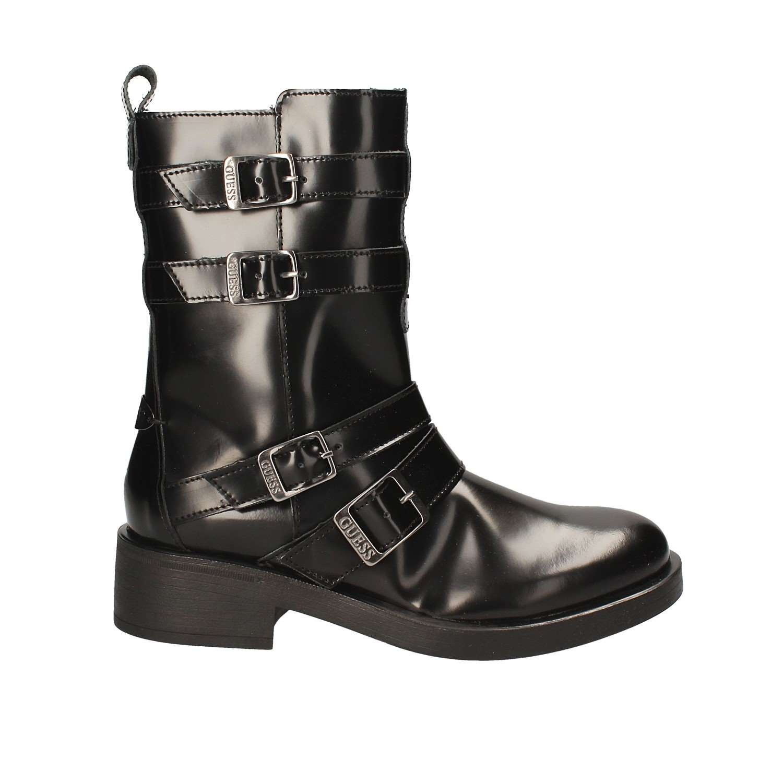 Buckles Guess ZAMAYA39 Black BlackAmazon with Boots WEDYHI9e2