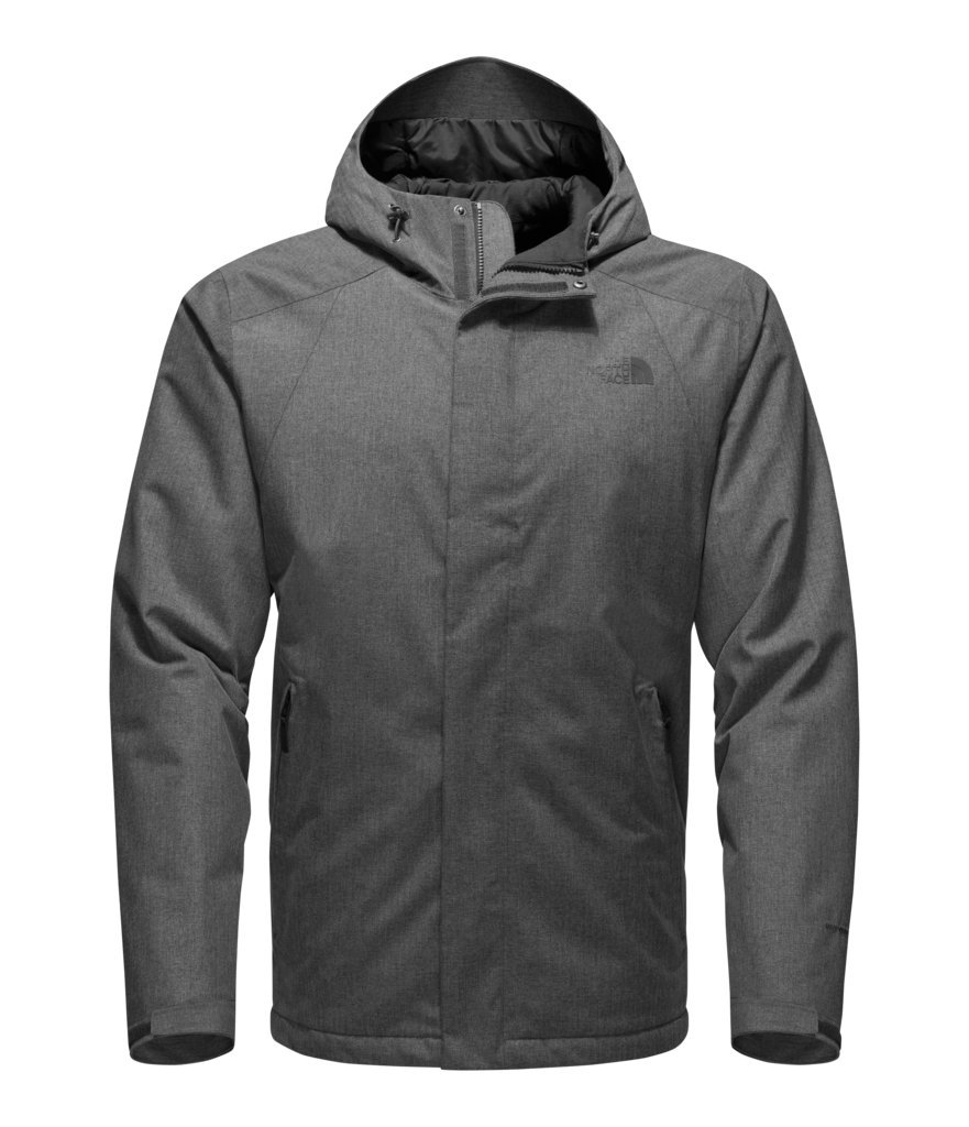 The North Face Men's Inlux Insulated Jacket - TNF Medium Grey Heather - XL