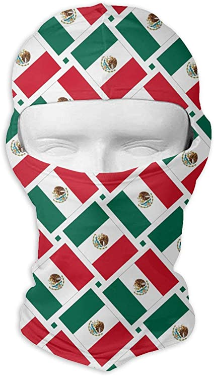 Amazon Com Laoji Banner Winter Ski Mask Balaclava Hood Wind Resistant Face Mask Clothing