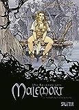 img - for Die Legende von Malemort 04 - Sobald die Nacht anbricht book / textbook / text book