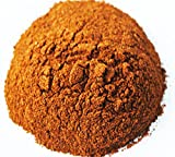 Indus Organics Authentic Indian Bhut Jolokia Chili Pepper (Ghost Pepper) Powder, 8 Oz Jar, Steam Sterilized, High Purity, Freshly Packed