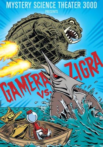 Mystery Science Theater 3000: Gamera vs. Zigra