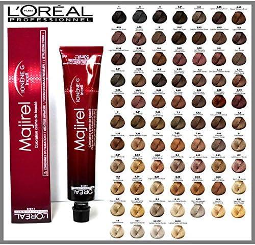 LOreal Majirel Tinte Capilar 6.45 - 50 ml