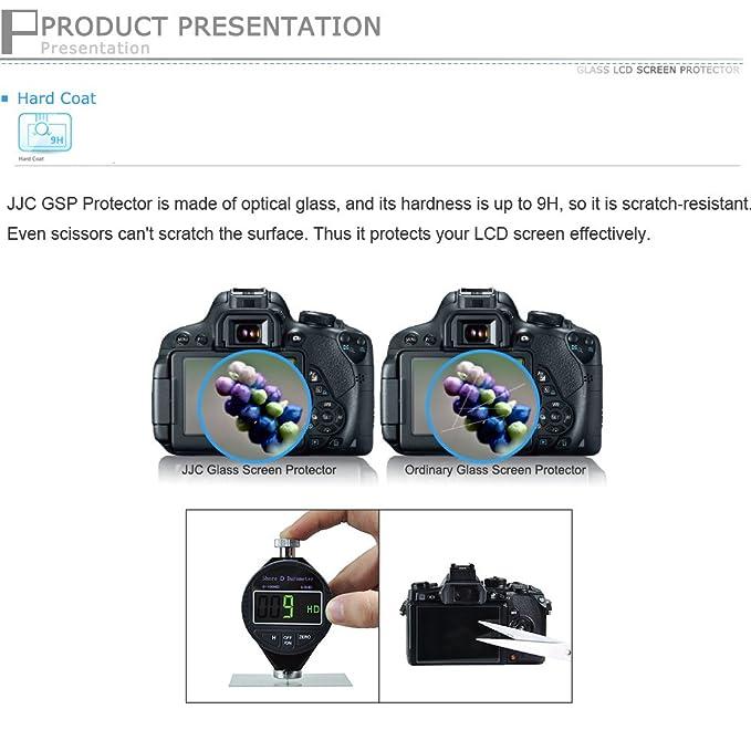 PROfoto.Trend/JJC Protector de Pantalla LCD de Cristal Líquido óptico para Fujifilm GFX 50S: Amazon.es: Electrónica