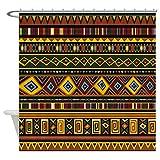 CafePress Southwest Weave Decorative Fabric Shower Curtain (69''x70'')