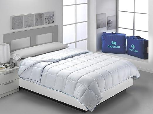 SABANALIA - Nórdico 4 Estaciones Xtreme 150 + 350 grs/m² (Varios tamaños Disponibles), Cama 90-150 x 220