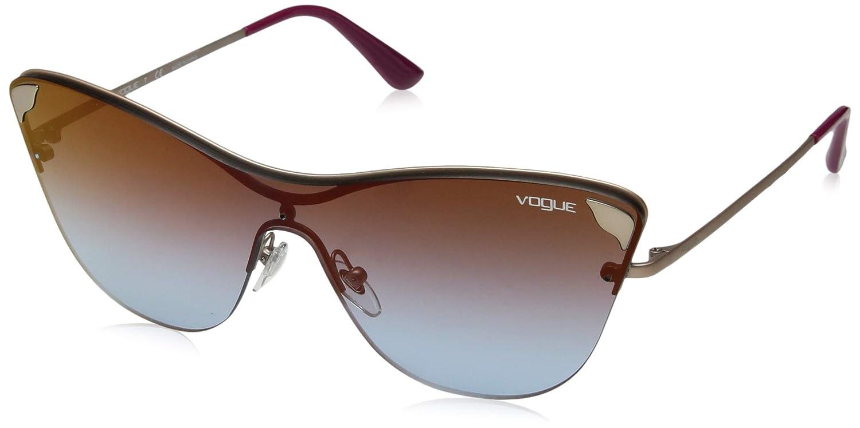 Vogue 0Vo4079S Gafas de sol, Matte Light Pink Gold, 58 para ...