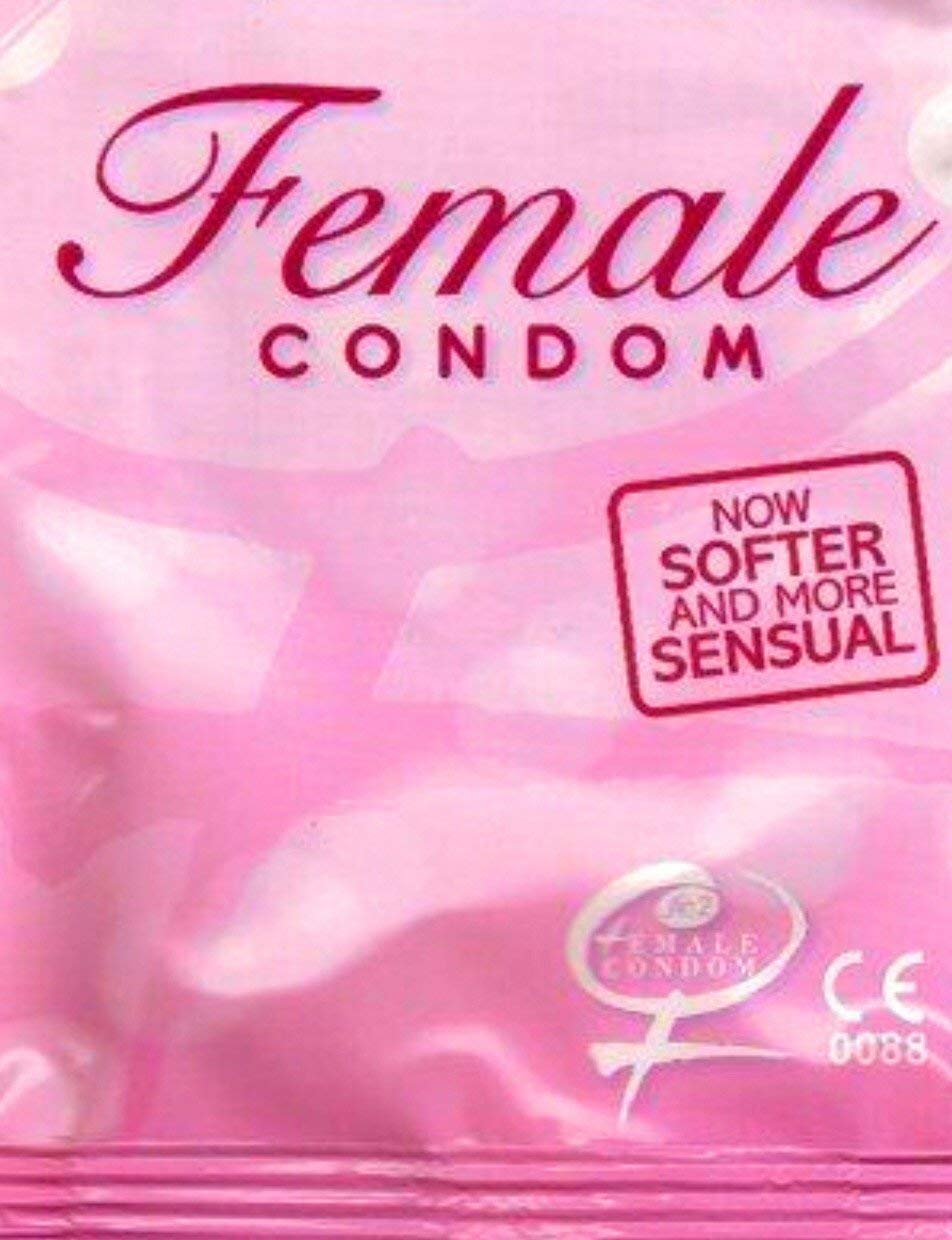 FC2 Pink Package Female Condoms for Internal Use