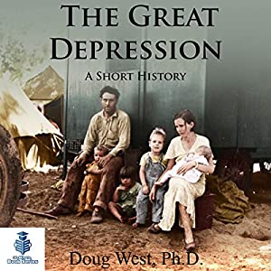 The Great Depression Audiobook