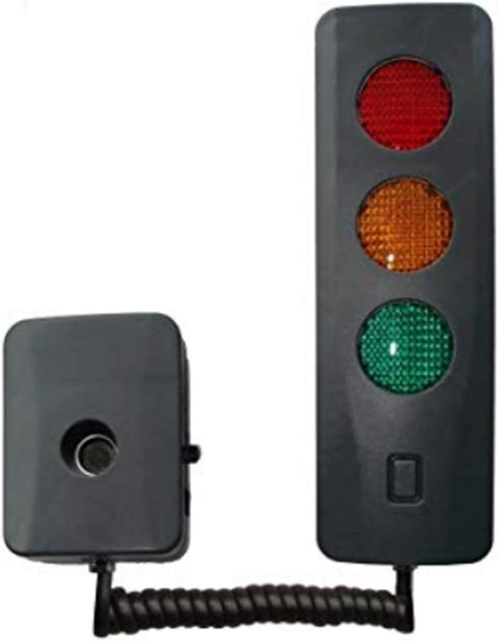 Mrcartool Parking Aid System for Garage Car Park Assist Sensor System Smart Parking Aid Gadget Safe Light Parking System Assist Distance Stop Aid Guide Sensor for Home Garage