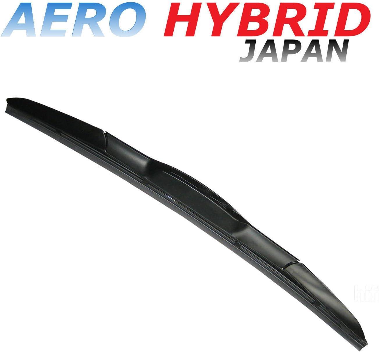 Aero Hybrid Japan Heck 400 Mm Heckwischer Aero Heckscheibenwischer Scheibenwischer Heck Ahjh 2 Auto
