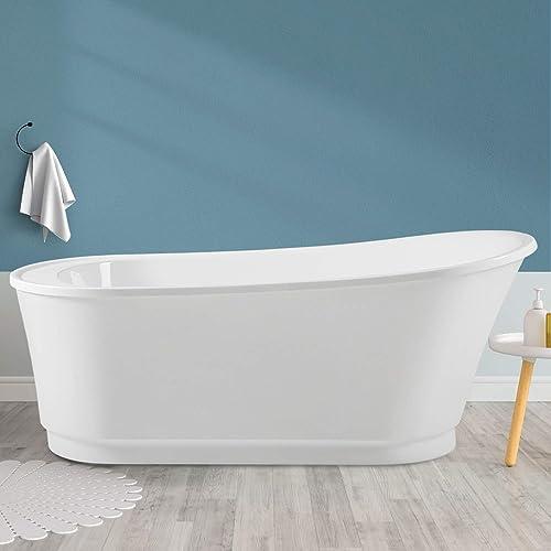 FerdY Langkawi 67″ Acrylic Freestanding Bathtub