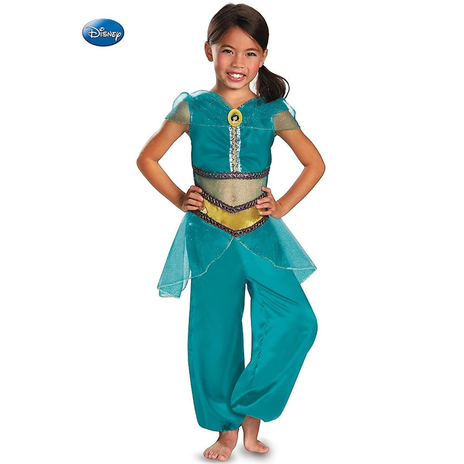 Jasmine Sparkle Classic Costume - Medium