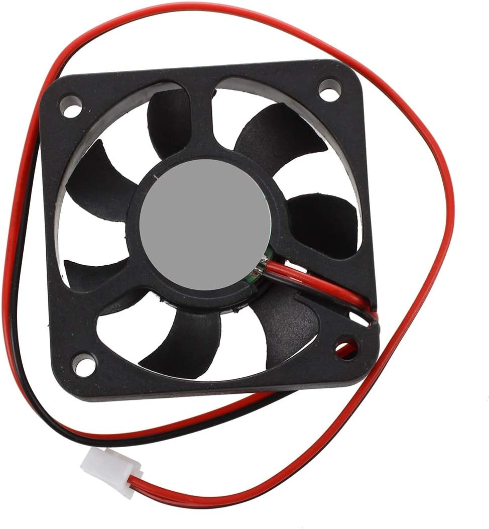 Fasmodel 50mm x 50mm x 10mm 5010 DC 12V 0.1A 2Pin Brushless Cooling Fan