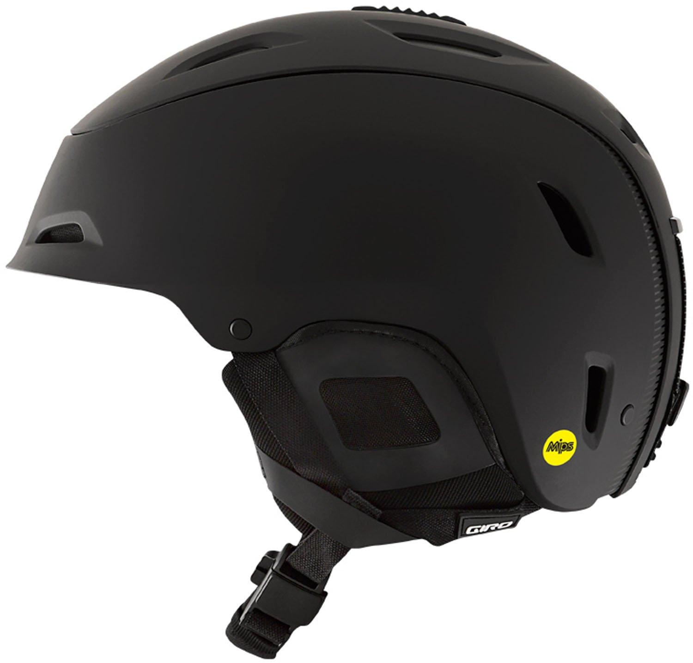 Giro RANGE Snowboard Ski Helmet Matte Black Small - Discontinued Color