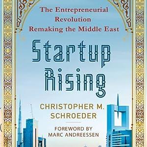 Startup Rising Audiobook