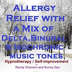 Allergy Relief with a Mix of Delta Binaural Isochronic Tones