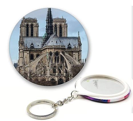 KFRSQ Notre Dame de Paris Insignias Insignias Broche de ...