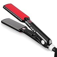 OSIR Professional and Digital Nano-Titanium Wet & Dry Flat Iron Hair Straightener