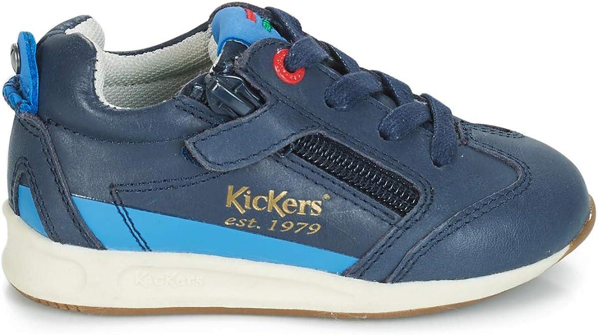 Sneakers Basse Gar/çon, Kickers 18 BB