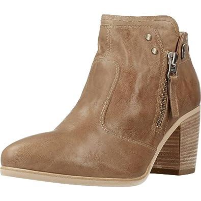 Giardini Clair Couleur Nero Boots Modãšle Brun Bottines Marque dXvqx7