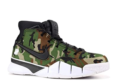 huge discount a56bd 84eeb Amazon.com   Nike Kobe 1 Protro Undefeated   Shoes