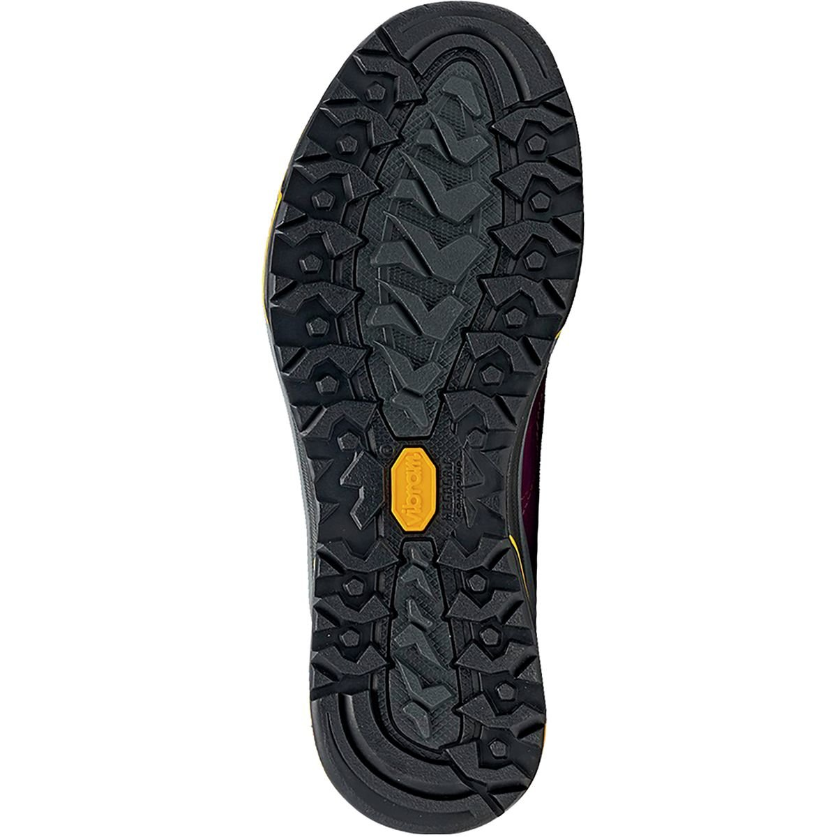 Asolo Women's Nucleon GV Hiking Shoes B00WE3V2NA 6.5 B(M) US|Verbena/Yellow