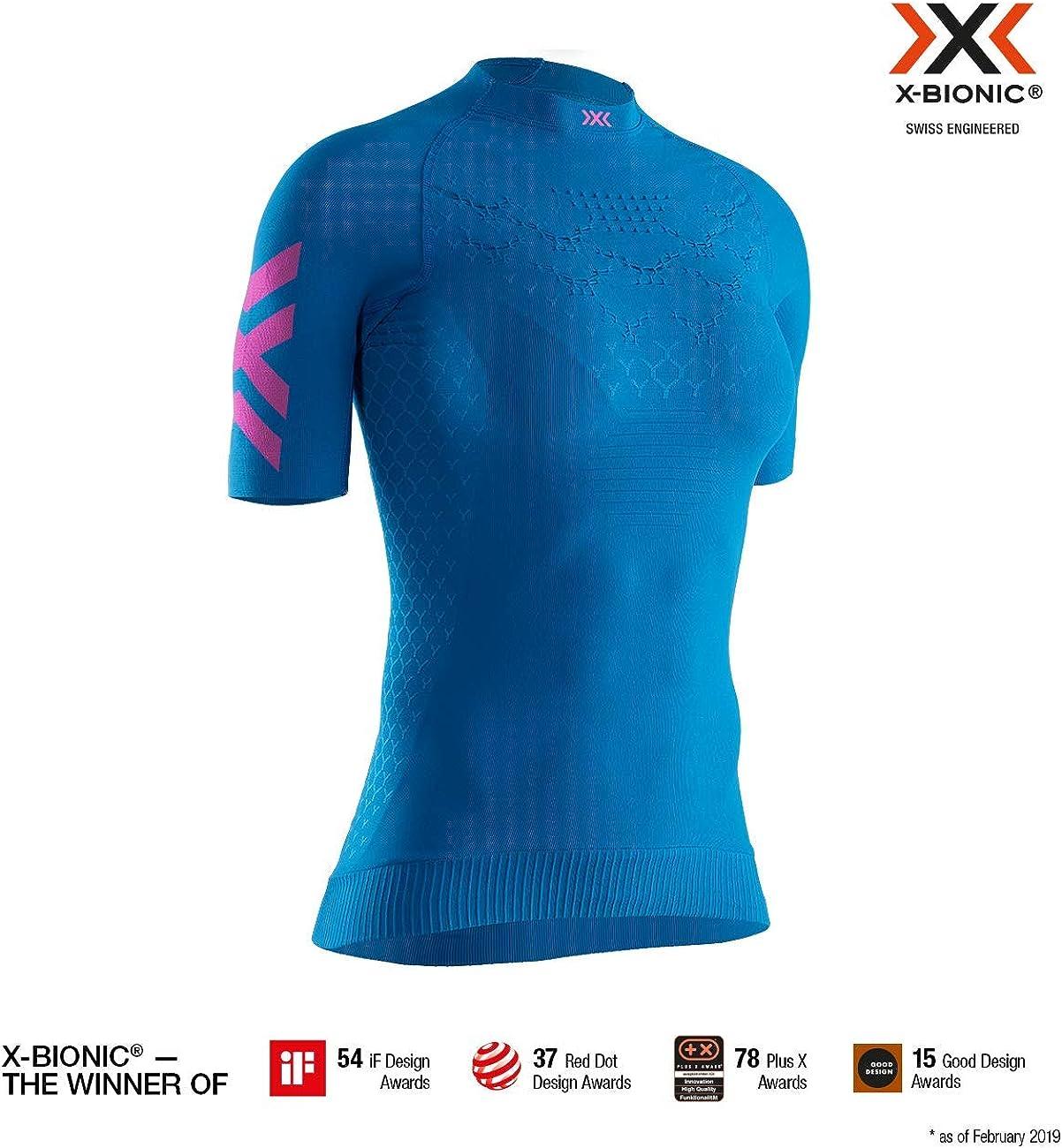 X-Bionic Twyce 4.0 Run Shirt Short Sleeve Women