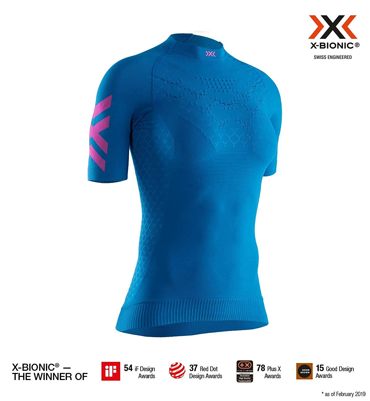 X-Bionic Twyce 4.0 Run Shirt Short Sleeve Women