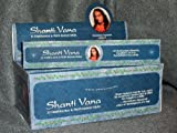 High quality, masala-based incense produced by hand in small batches with natural frankincense and myrrh fragrance; no synthetic perfumes. Twelve boxes of 15 sticks each (total of 180 sticks). Long shelf life.