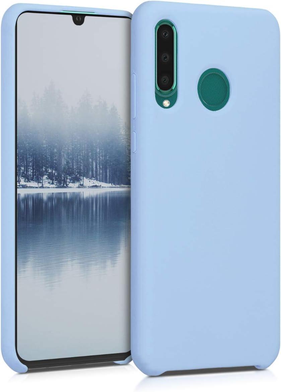 Housse Protectrice pour T/él/éphone en Silicone f/ée et Paillettes Or Rose-Transparent kwmobile Coque Compatible avec Huawei Mate 20 Lite