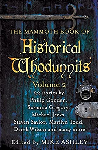 book cover of The Mammoth Book of Historical Whodunnits Volume 2